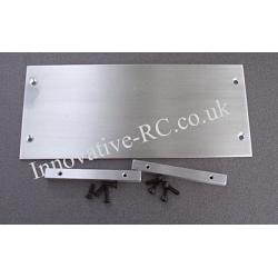 Skid Plate for Exstended 1inch back, 6mm Front TVPs